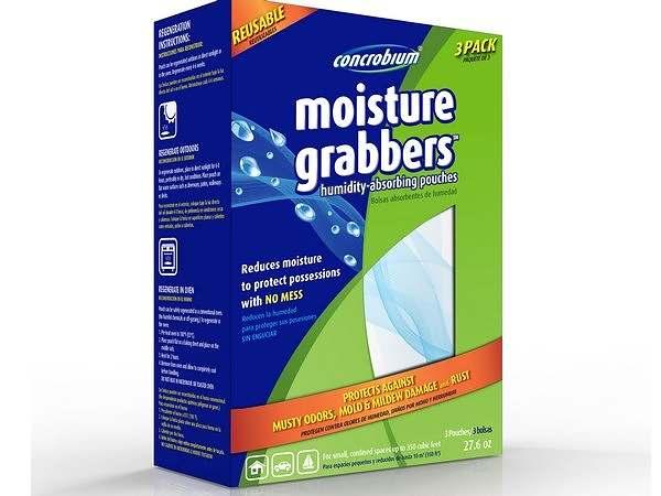 Concrobium Moisture Grabbers